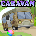 Games4King -  Caravan Escape Game