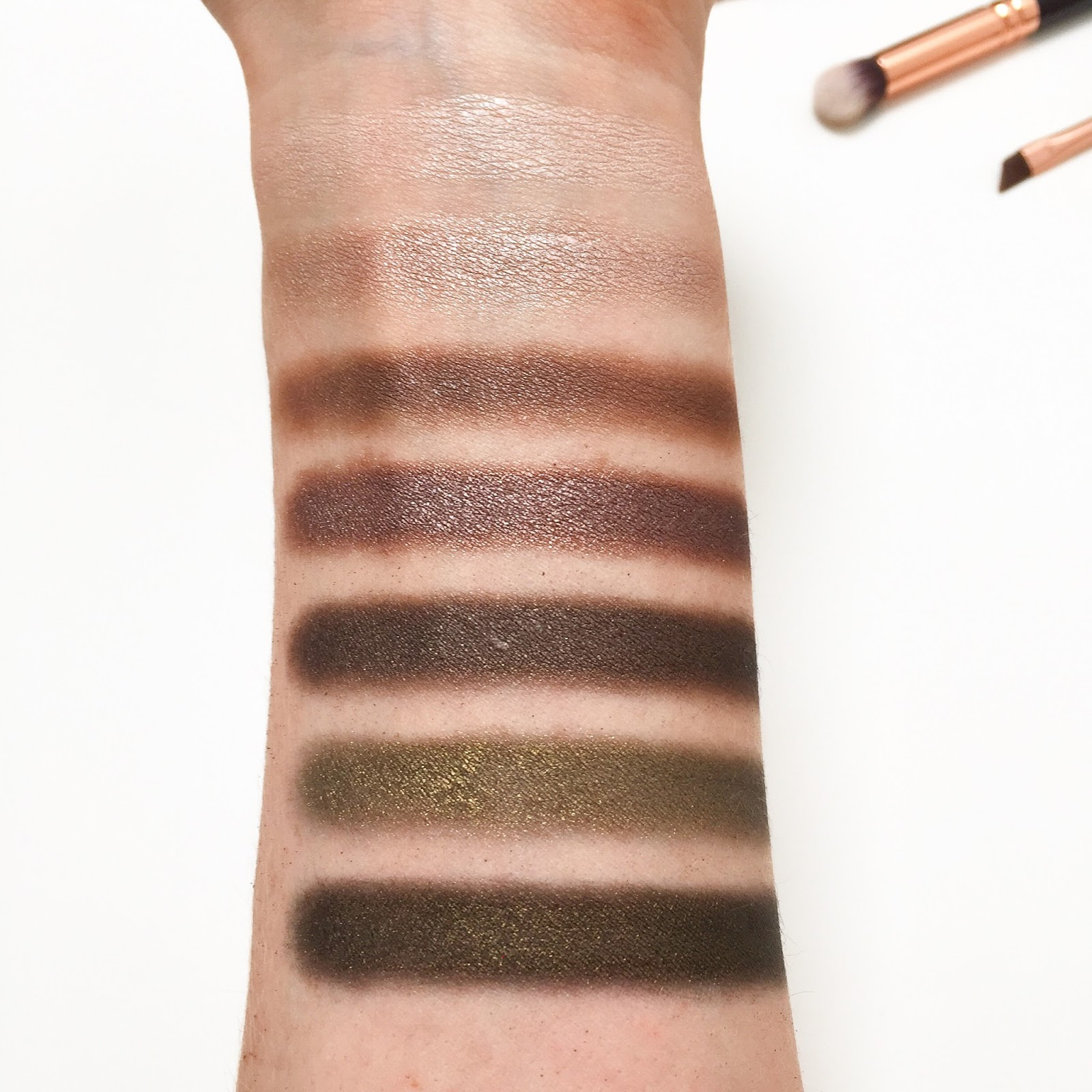 Laura Geller The Delectables Eyeshadow Palette In Delicious Shades