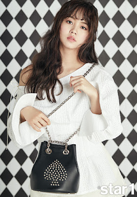 Kim So Hyun Star1 March 2016