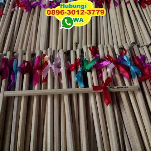 cara membuat souvenir pensil bunga 52452