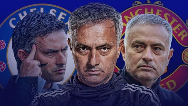 Evolusi Jose Mourinho