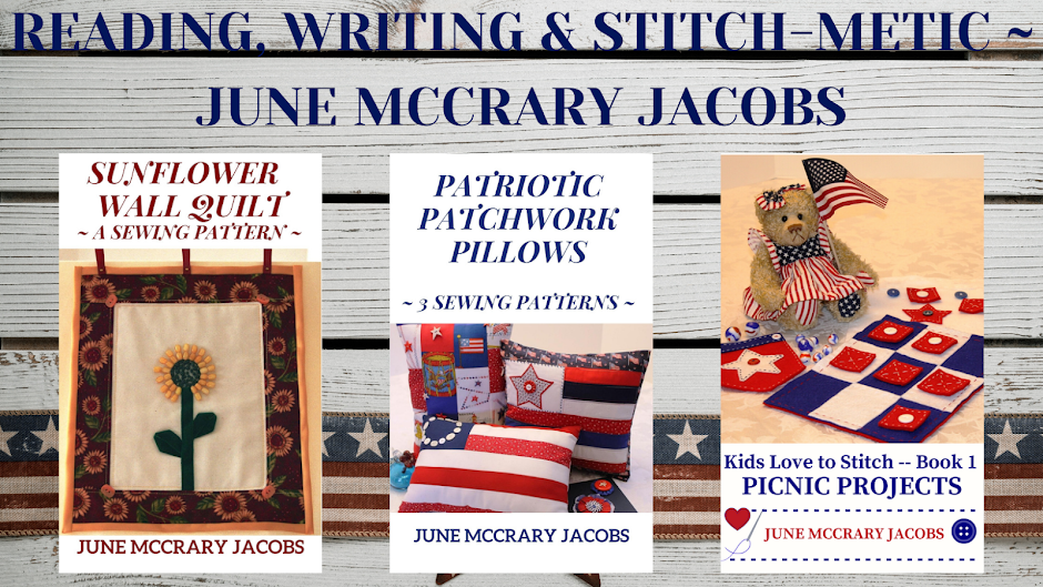 Author June McCrary Jacobs