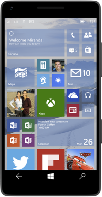 Download & Install Windows 10 Mobile Preview 15254 for