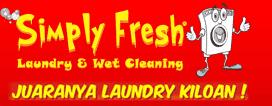 Lowongan Kerja Simply Fresh Laundry Februari 2017 (Fresh Graduate/ Experience)