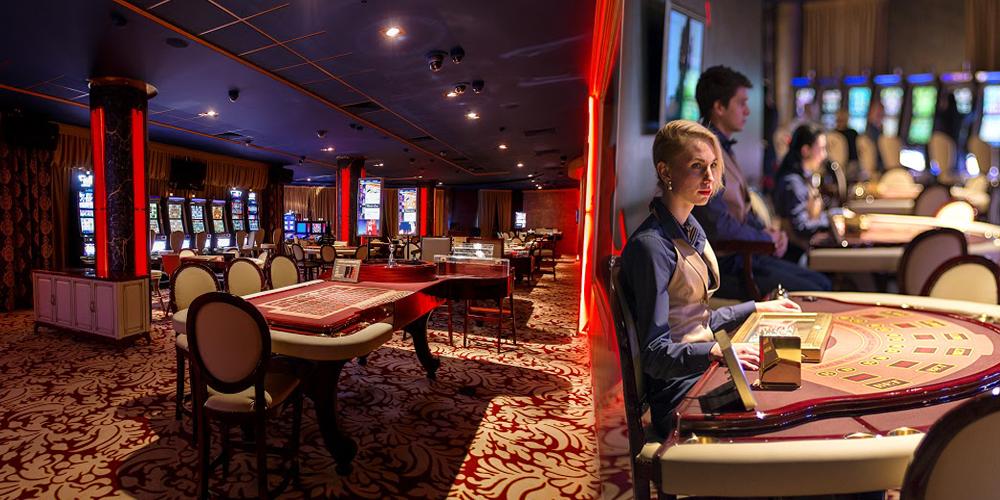 Работающих в казино столицы обеспечат работой пирамидки игровые автоматы