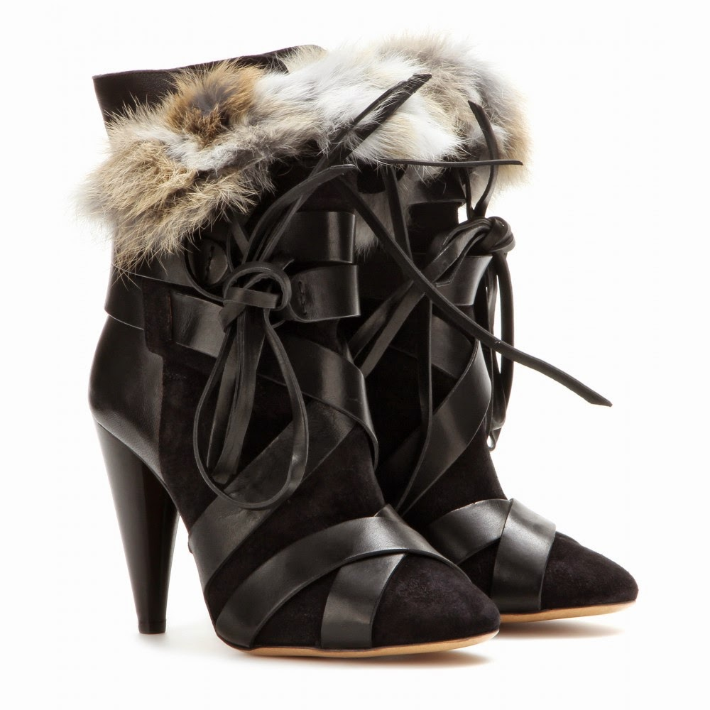 Isabel Marant Winter Boots