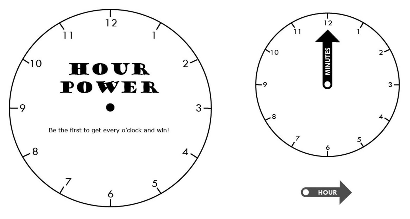 Relentlessly Fun Deceptively Educational Telling Time By