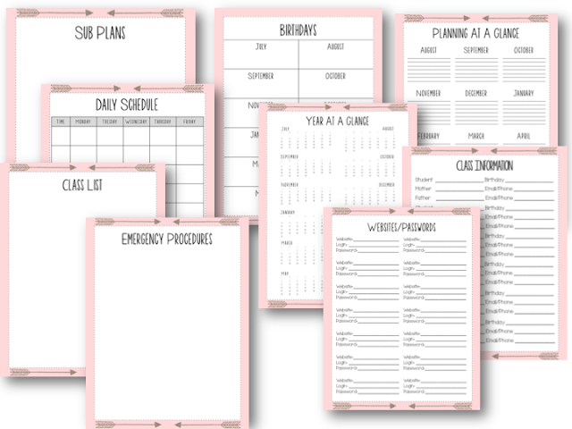 Creating Your Own Lesson Planner Surfin Through Second