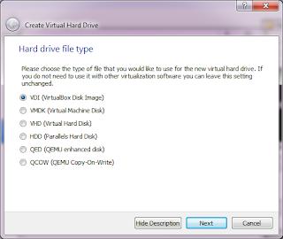 Cara Install Windows/linux Di VirtualBox Dengan Langkah Mudah