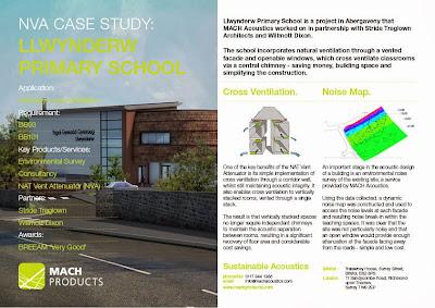 Case Study: Llwynderw Primary School