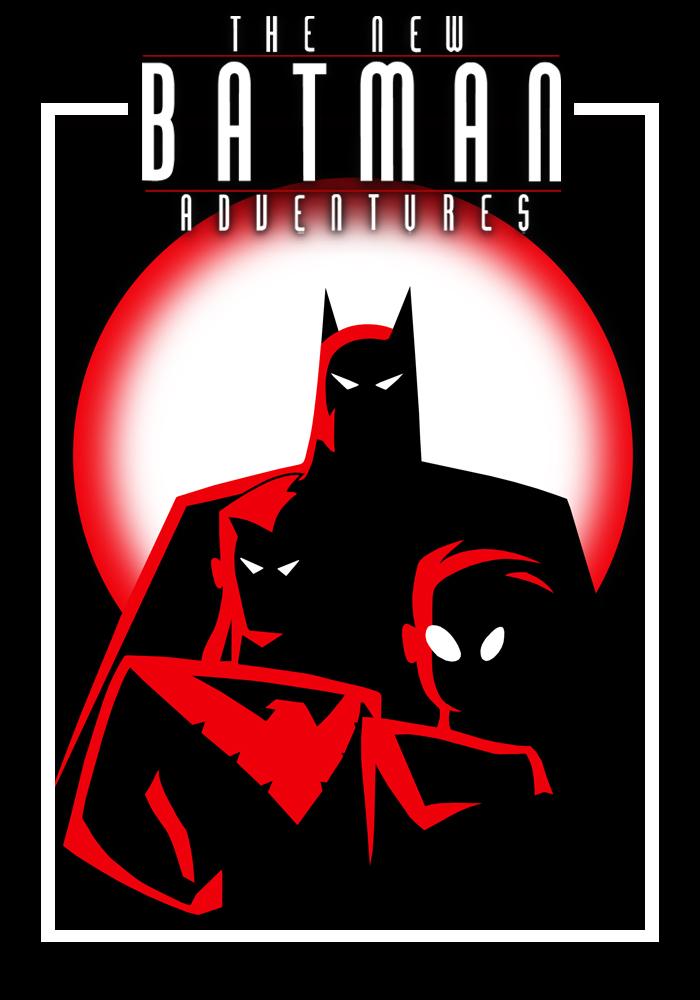 Las Nuevas Aventuras de Batman 1080p Español Latino