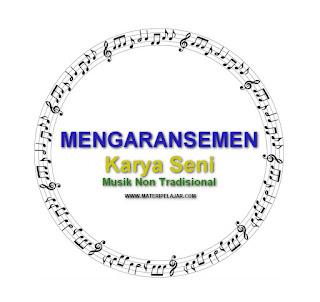 Pengertian Mengaransemen Karya Seni Musik Non Tradisional Lengkap Dengan Langkah-Langkahnya