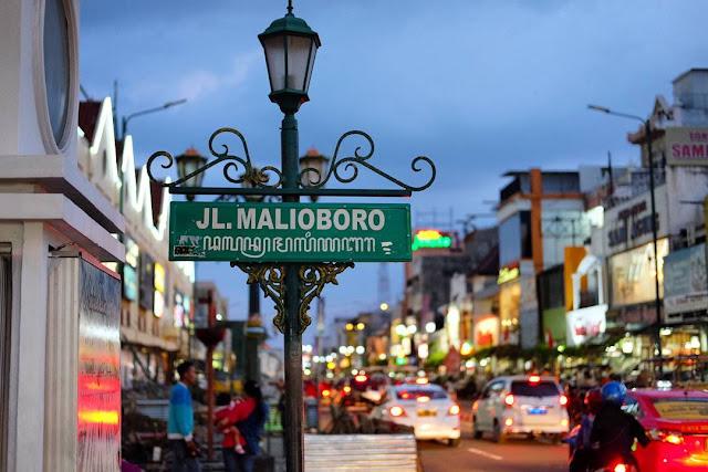 Jalan Legendaris Malioboro