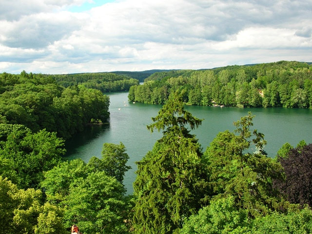 wypoczynek, lasy, ryby, sporty wodne