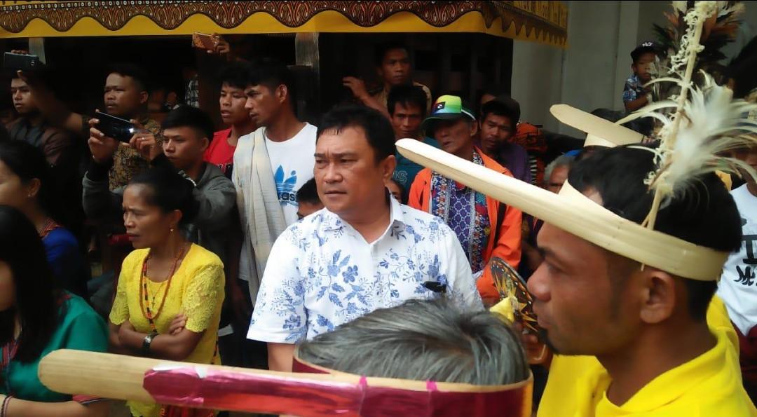 Dapat Dukungan Suara Indo'-indo', Jerry Bittikaka Akan Duduki Kursi DPR RI