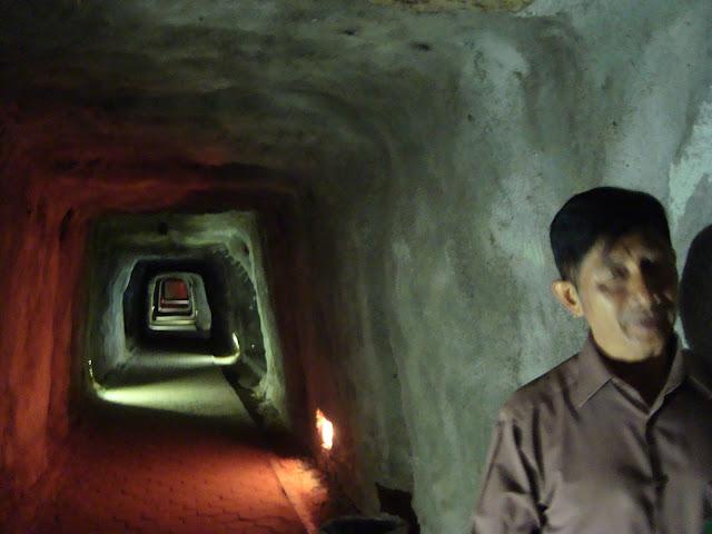 Ibarat masuk ke dalam kubur-Lubang Jepang Bukit Tinggi