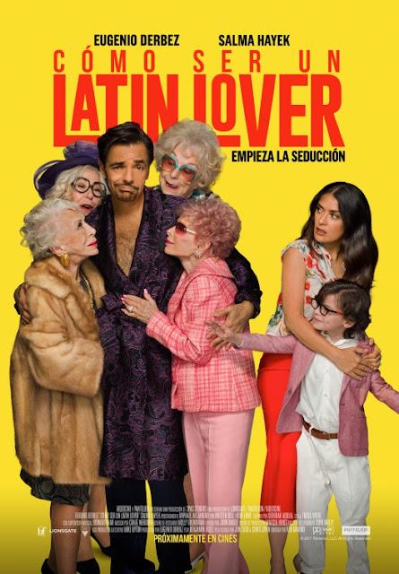 مشاهدة و تحميل فيلم How to Be a Latin Lover 2017 مترجم