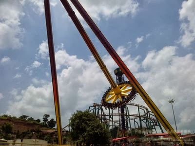 Scream Machine, Adlabs Imagica