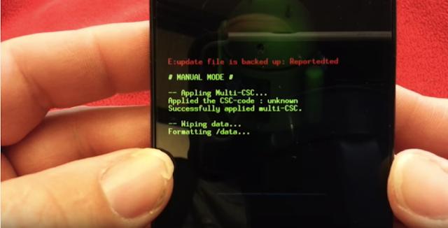How To Unlock SAMSUNG Galaxy! - Stuwxy Tricks