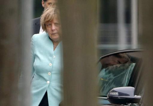 Η Μέρκελ ψάχνει… λαγό στη Σύνοδο Κορυφής