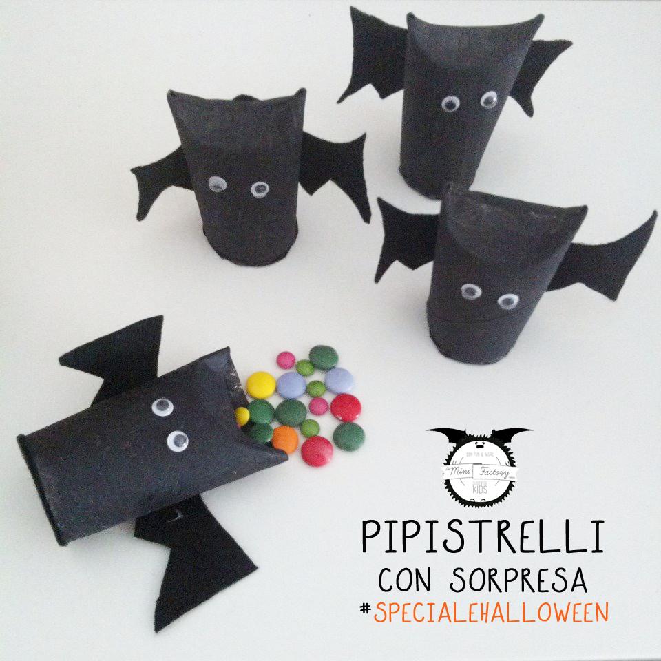 Pipistrelli Con Sorpresa La Mini Factory