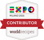 PARTECIPO A WORLD RECIPES EXPO 2015