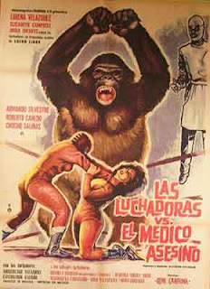 Las Luchadoras vs El Médico Asesino, 1963 (René Cardona)