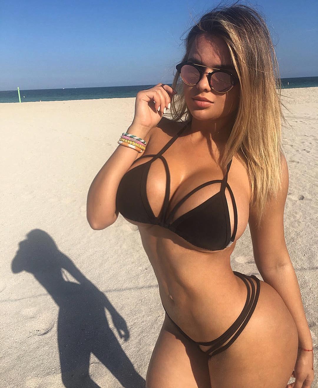 Анастасия Квитко или русская Ким Кардашьян