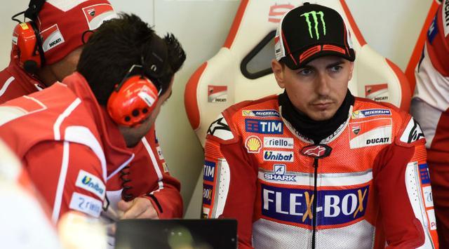 MotoGP: Saran Bos Dorna untuk Lorenzo