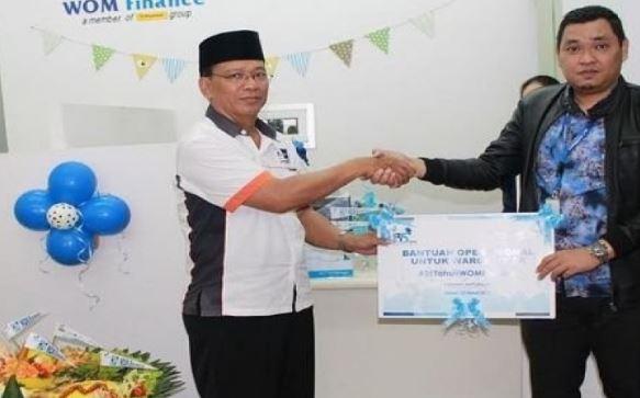 Alamat Lengkap Dan Nomor Telepon Wom Finance Sumatera Barat