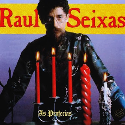 Raul Seixas, Ocultismo