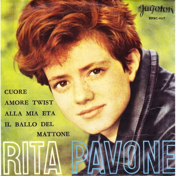Al Fin Musica Rita Pavone Il Ballo Del Mattone El