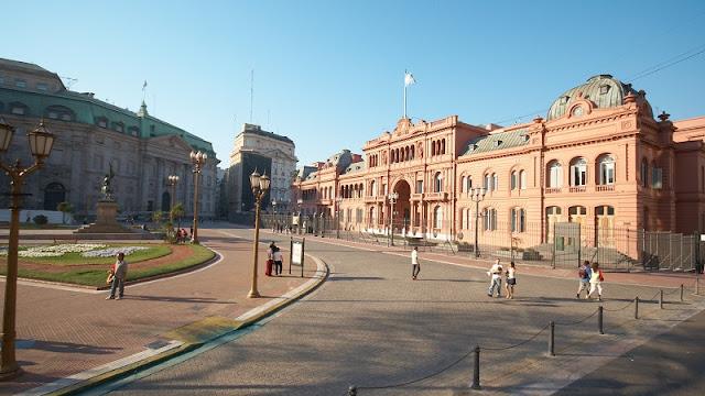 Montserrat em Buenos Aires