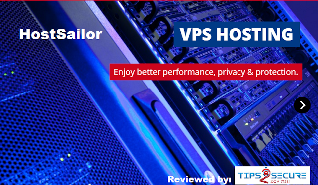 HostSailor VPS hosting review