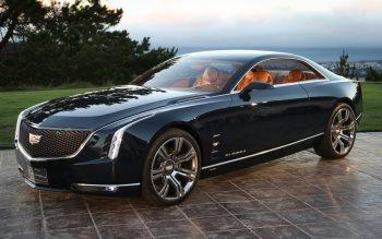 Wallpaper: Cadillac Elmiraj Concept