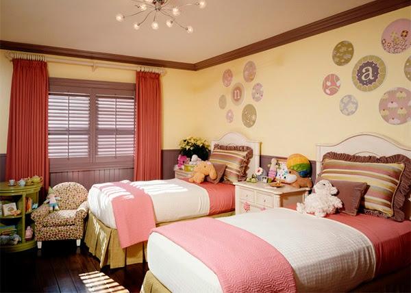 chambres doubles lits jumeaux