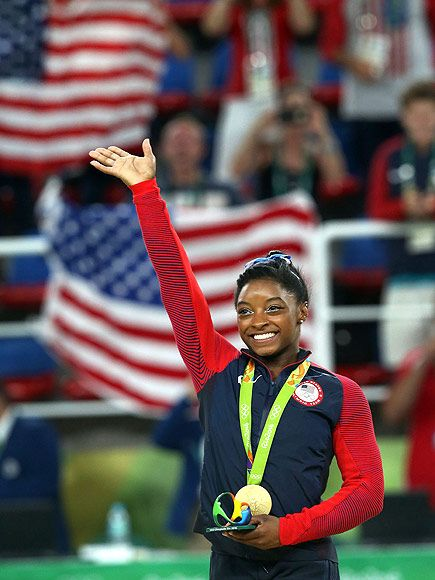 The StreamLine: Simone Biles Reveals She's Been Taking