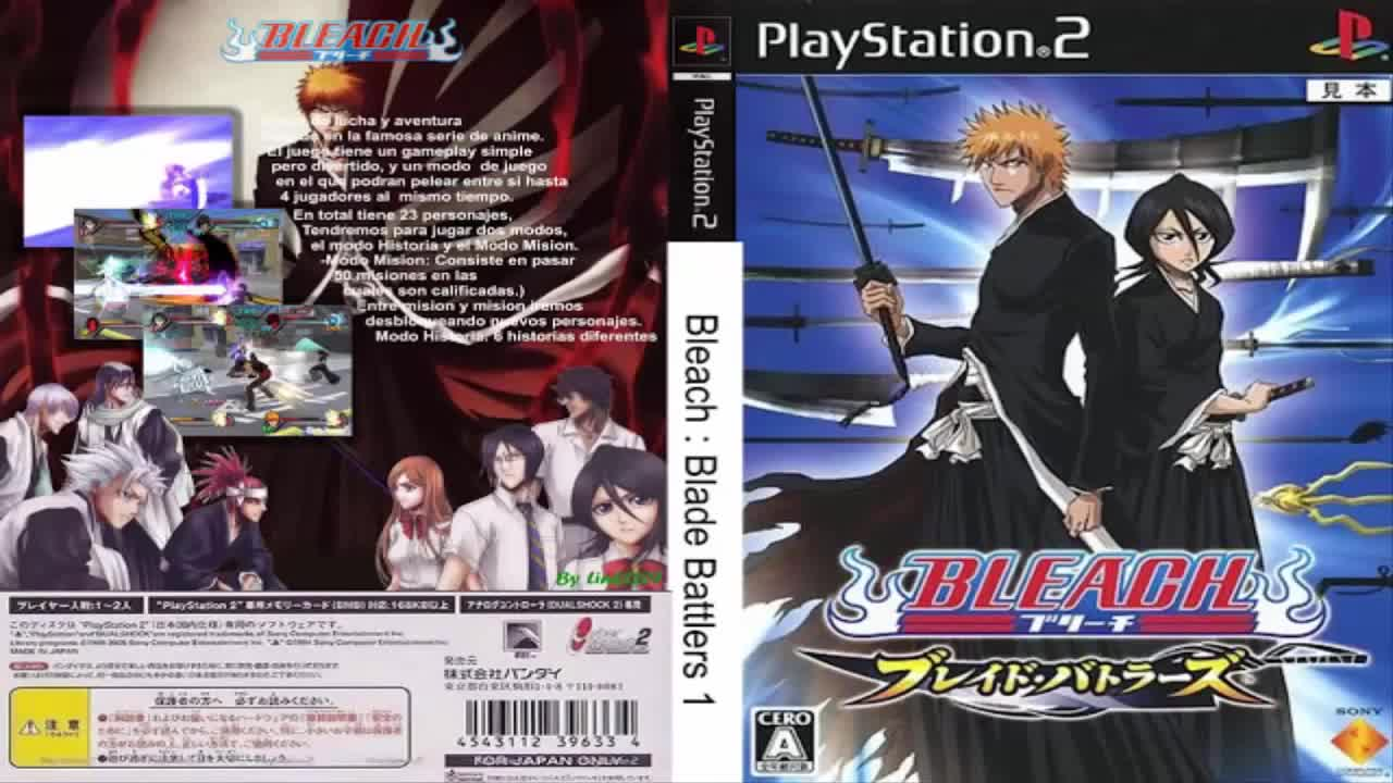 bleach blade battlers 2 para pc