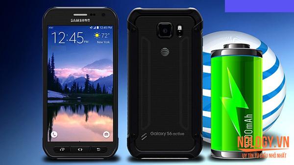 Samsung galaxy s6 active cũ nổi bật với viên pin khủng