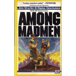 AMONG MADMEN BY JIM STARLIN