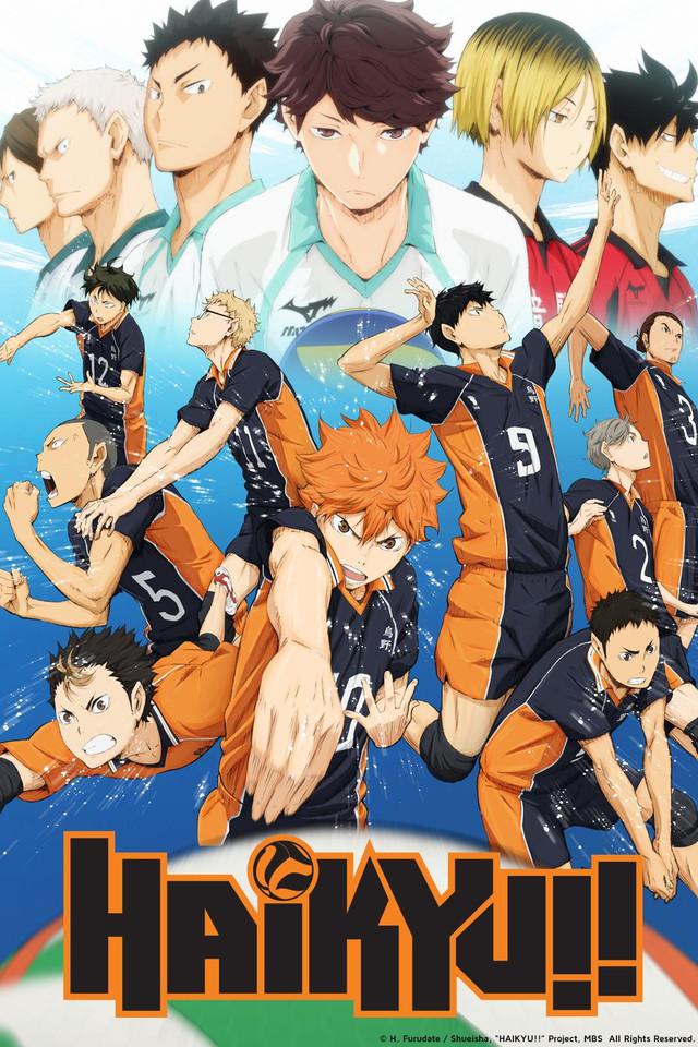 Anime Dengan Genre Sport Disukai Oleh Banyak Kalangan Bukan Hanya Anak Kecil Namun Orang Dewasa Juga Menikmati Ini