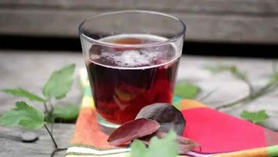 عصير الزبيب بالقرفة مشروب صحي ومنعش
