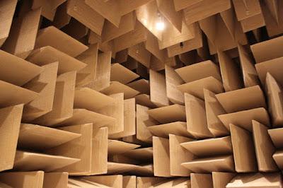 en sessiz ortam, en sessiz oda