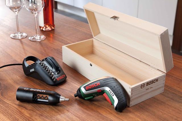 Máy vặn vít đa năng Bosch Ixo Vino