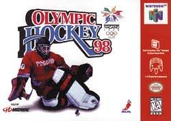 Roms de Nintendo 64 Olympic Hockey Nagano 98 (Español) ESPAÑOL descarga directa