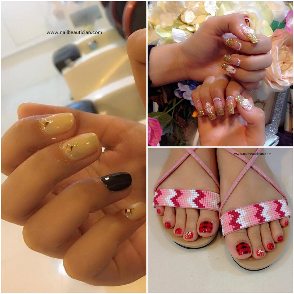 Nail Beautician: Amazing Japanese Nail Art Designs
