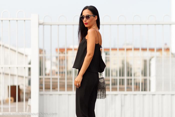 BLogger de moda belleza valenciana con ideas looks fiesta celebraciones