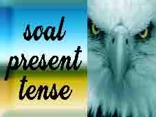 Contoh soal present tense
