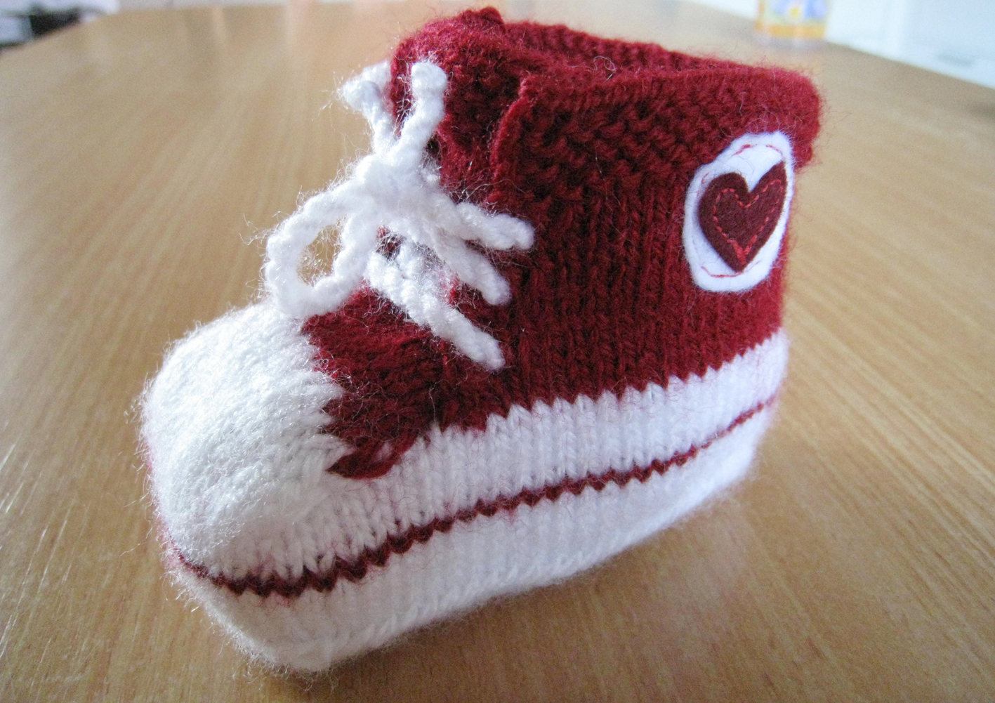 Baby Chucks Stricken Desleutelbenjezelf Blog