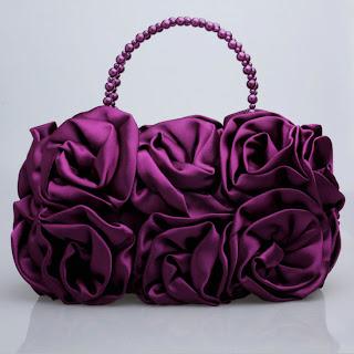 Kumpulan Design Tas Wanita Bermotif Bunga